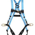 2100-Ironwear-Full Body Harness 5 Point Adjust, Chest, Legs and Shoulders-Universal Size – EACH
